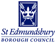 St Edmundsbury Borough Council Logo